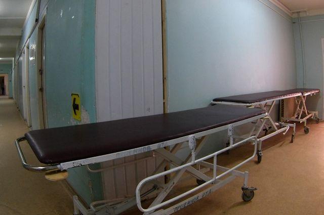 Пациенту потребовалась срочная медицинская помощь.