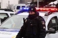 В Одессе полицейские при задержании нелегалов попали под колеса авто