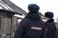 Наркотики полицейские нашли в надворных постройках.