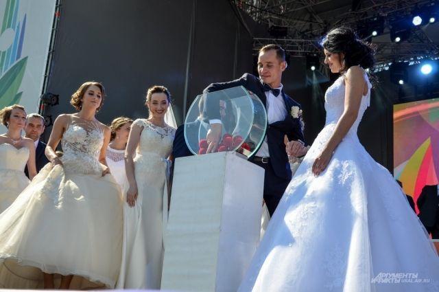 Невесты Тюмени примут участие в «Уникальном» конкурсе