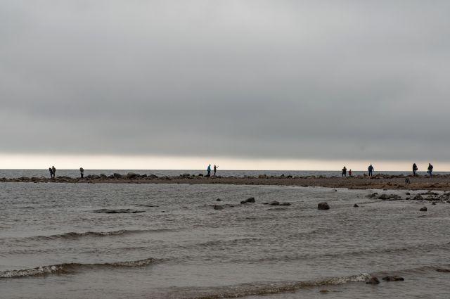 Судно Панамы вФинском заливе потерпело крушение