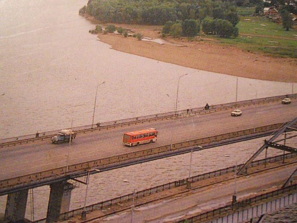 Два моста. 1995 год.