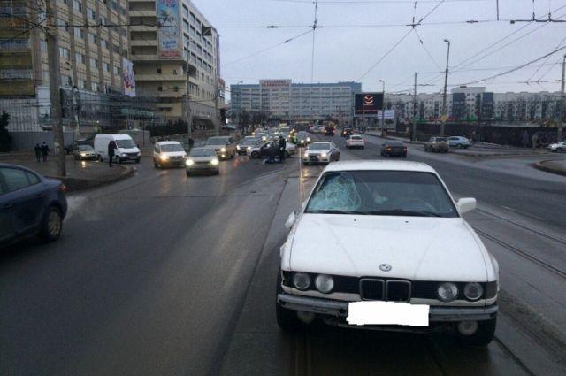 Против водителя, сбившего ребенка на Ленпроспекте, возбудили уголовное дело.