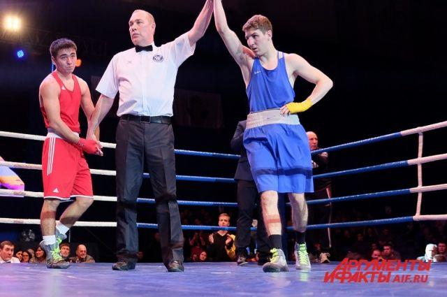 В весовой категории до 64 кг российскую команду представлял пермяк Константин Богомазов.