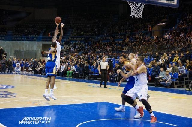 Следующий поединок пермские баскетболисты проведут в Риге.