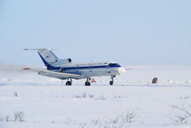 Северный аэропорты убыточны.