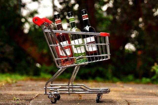 Мужчине не продали алкоголь.