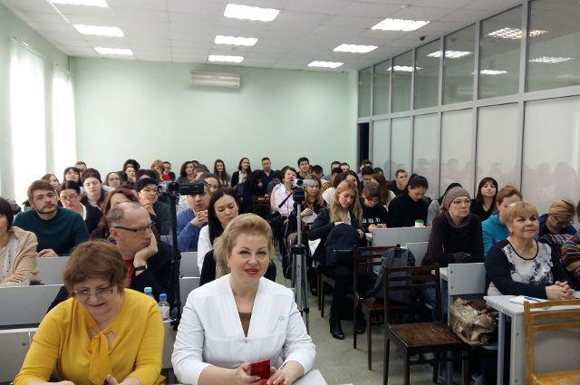 Тюменские остеопаты провели в Казани образовательный семинар