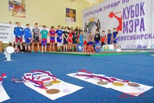 Новосибирские ребята сильные и смелые.