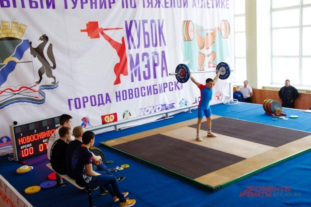 Кроме того, на соревнования съехались гости из Томской области и Алтайского края.