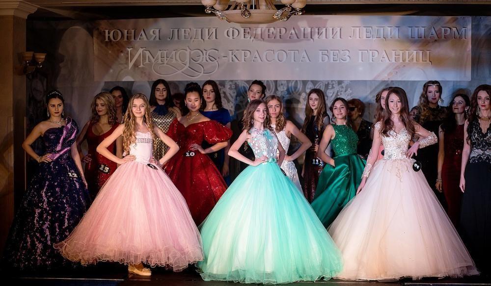 В Ростове-на-Дону состоялся очередной праздник женской красоты и обаяния.