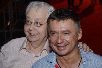 Олег и Антон Табаковы. 2014 г.