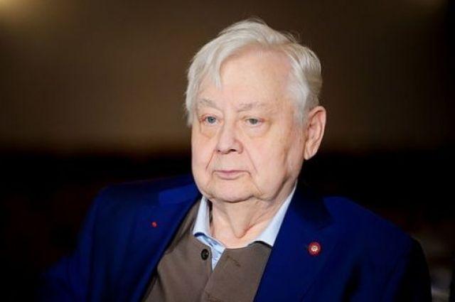 Умер известный актер и режиссер Олег Табаков