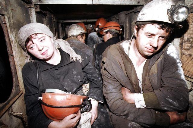 Мужчина и женщина плечом к плечу могут жить и работать где угодно.
