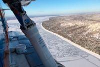 За два зимних месяца спасателями выполнено более 150 аварийно-спасательных работ.