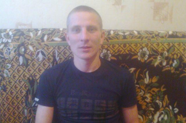Владимир Петрович Санников, 33 года.