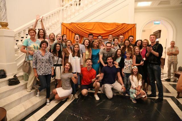 В рамках «РУСАЛ ФестивAL #Театр» пройдут спектакли студентов 4-го курса школы-студии МХАТ.