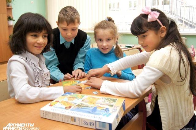Четыре новые школы построят в Кстове до 2025 года.