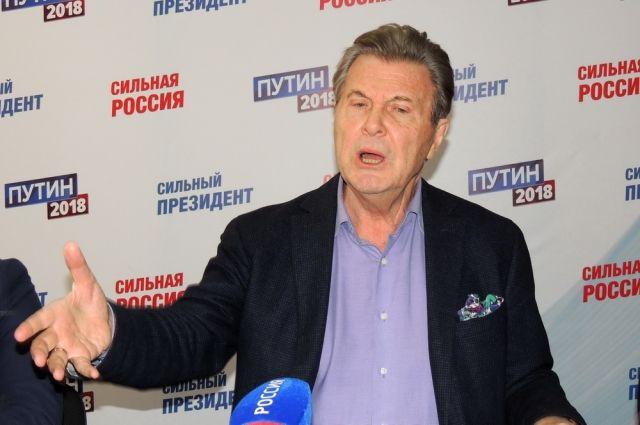 Перед концертом в Краснодаре Лев Лещенко пообщался с жителями города.