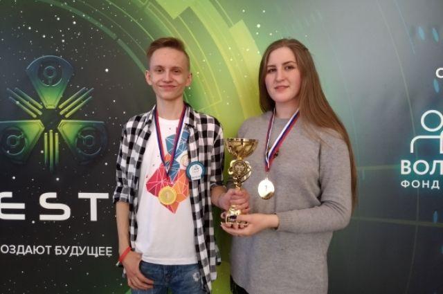 Победители фестиваля «Робофест-2018».