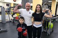 Санакоевы – спортивная семья