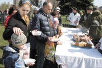 На «Тюменской весне» горожан накормят армейской кашей с мясом