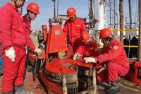 В Украине китайская компания начала бурение скважины на месторождении газа