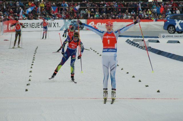 Центр зимних видов спорта им. А.В. Филипенко принимает соревнования