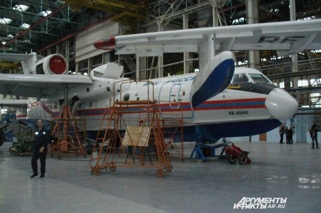 Сотрудников авиазавода имени Бериева отравили таллием.