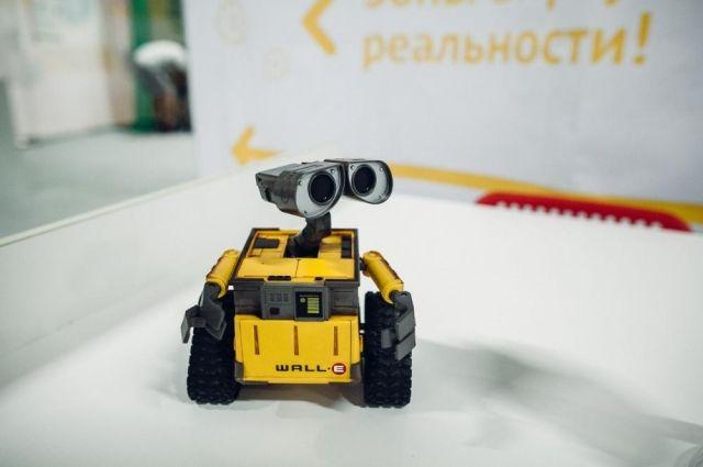 В Тюменском технопарке соревновались юные робототехники