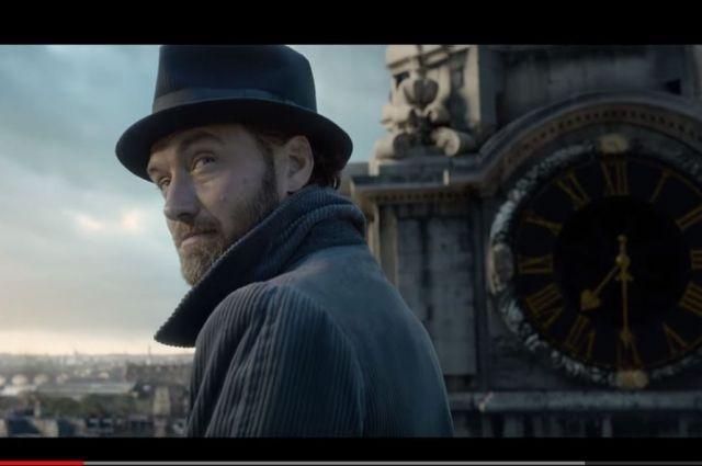 Появился 1-ый трейлер нового фильма извселенной Гарри Поттера