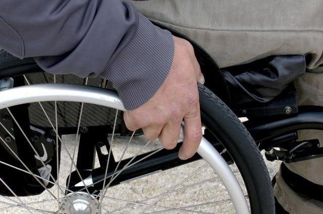 Волонтёры будут помогать людям с инвалидностью.