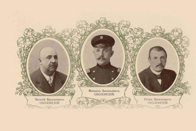 Михаил Оболонский — один из крупнейших российских конезаводчиков, был также председателем воронежского коммерческого банка и гласным городской думы.