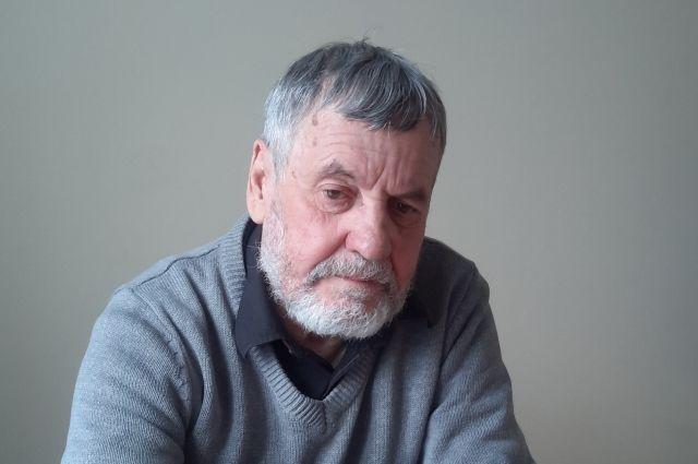 Анатолий Байбородин: «За границей не был, в Москву езжу редко, не хочу отрывать время от творчества».