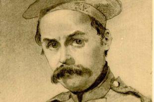 Тарас Шевченко - солдат.