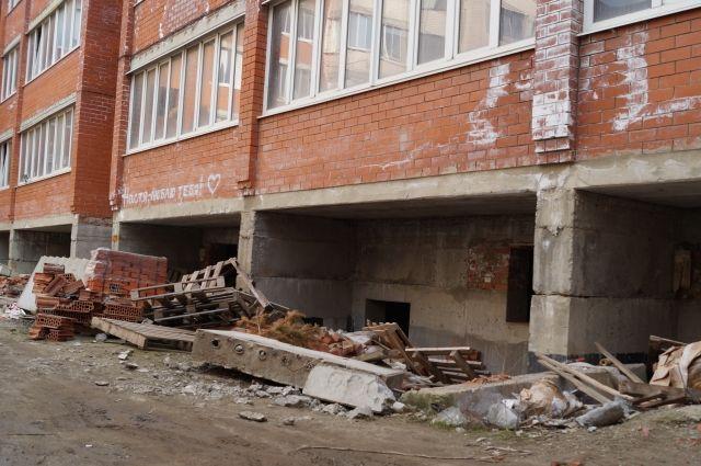 Некоторые ростовские застройщики сдают объекты в плачевном состоянии.