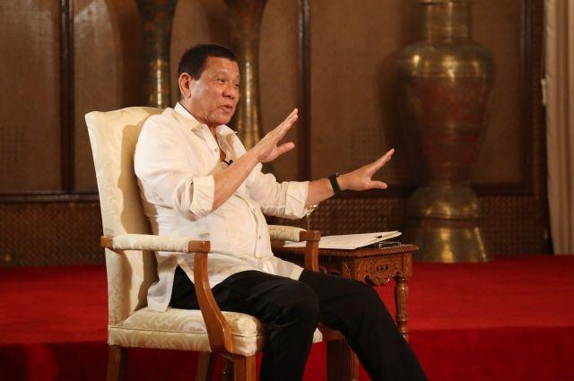 Филиппины вышли из интернационального уголовного суда— Президент Дутерте