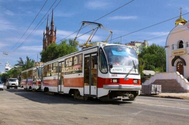 Бесплатный трамвайный маршрут введут вдни матчей ЧМ-2018 вСамаре