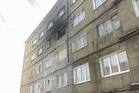 Пожар произошёл в конце января.