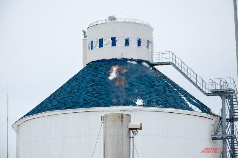 Первый запуск метана после освоения «зеленой» технологии.