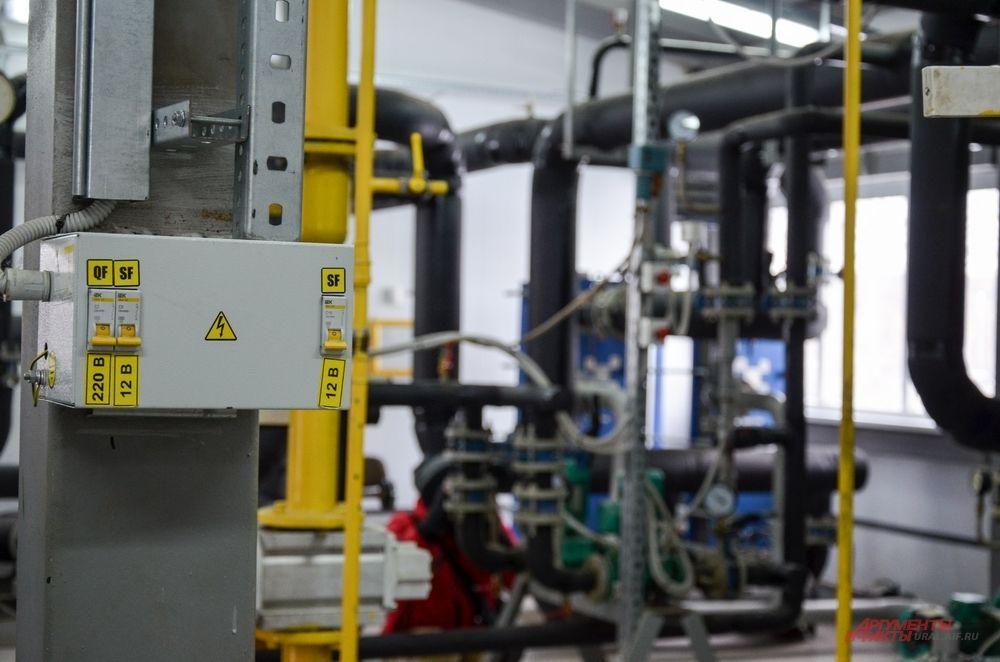 В будущем метан будет поступать в котельную Северной аэрационной станции.