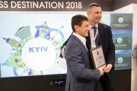 Кличко представил в Каннах стенд Киева и проекты для иностранного бизнеса