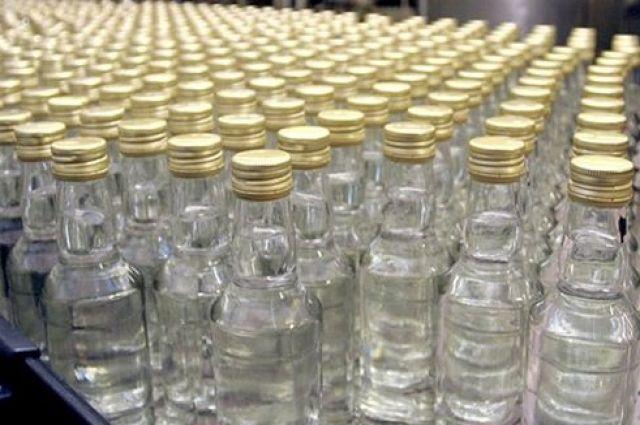Украина рискует стать перевалочным пунктом нелегального алкоголя в Европу