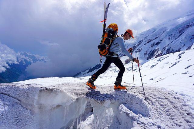 Восьмитысячники - для подготовленных альпинистов.