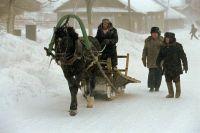 «Карета прошлого» для кузбасских селян все еще «кадиллак настоящего».