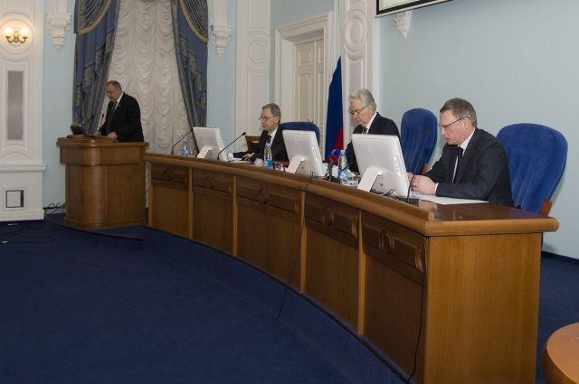 Депутаты поддержали законопроект, который внёс на рассмотрение Александр Бурков.