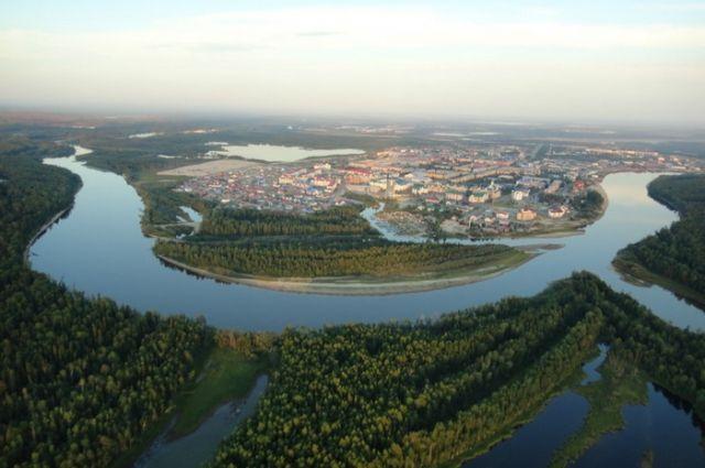 Город Белоярский