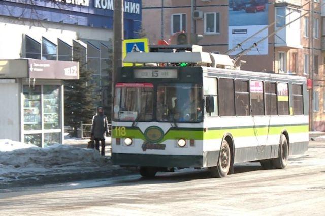 В Кемерове 18 марта проезд в общественном транспорте будет бесплатным.