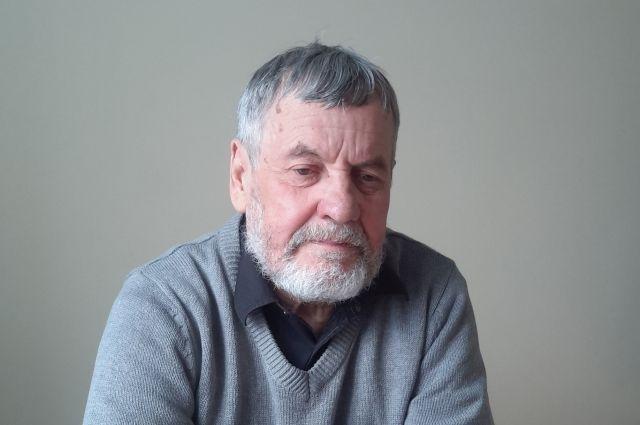 Анатолий Байбородин.