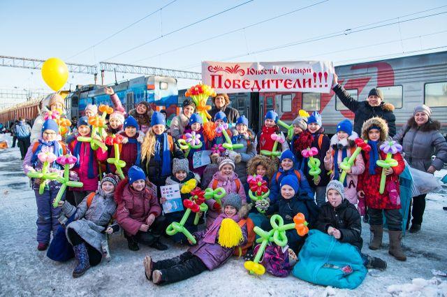 Тюменские танцоры из «Юности Сибири» достойно выступили на конкурсе